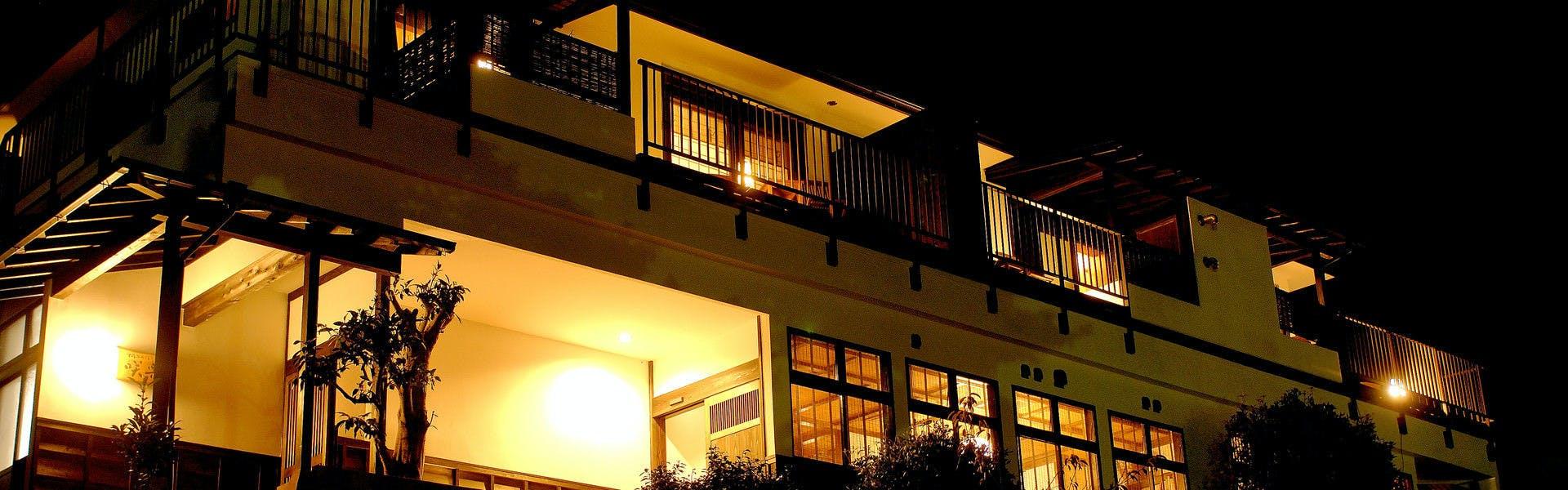 記念日におすすめのホテル・今井浜温泉 桐のかほり 咲楽の写真1