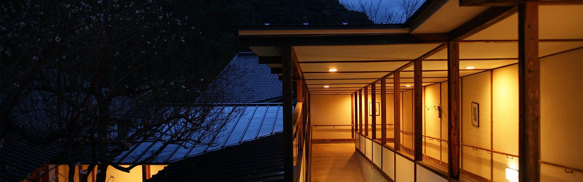 記念日におすすめのホテル・大正屋 椎葉山荘の写真2