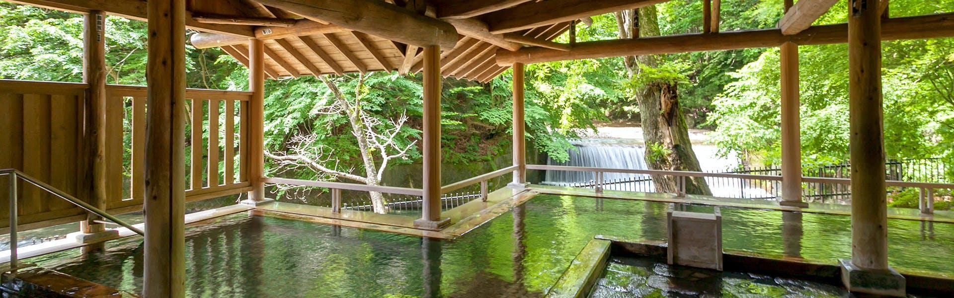 記念日におすすめのホテル・温泉三昧の宿 四万たむらの写真2