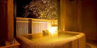 明神 客室風呂