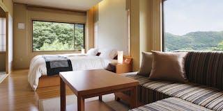 和モダン角部屋特別室「高円」