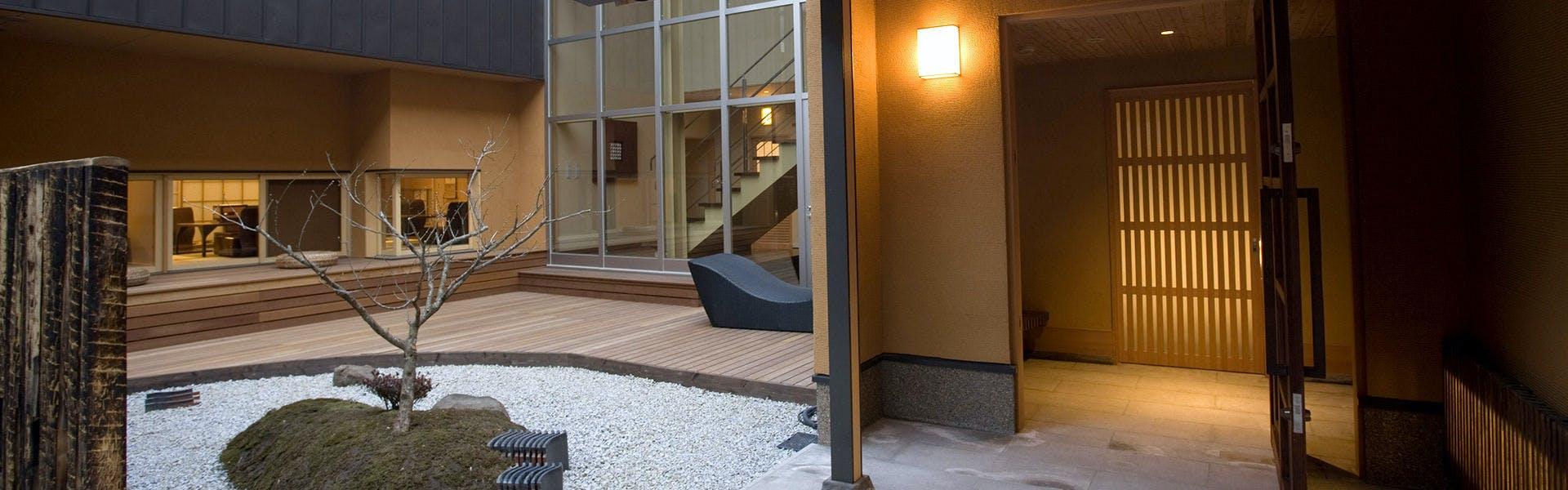 記念日におすすめのホテル・Onsen Ryokan 山喜の写真1