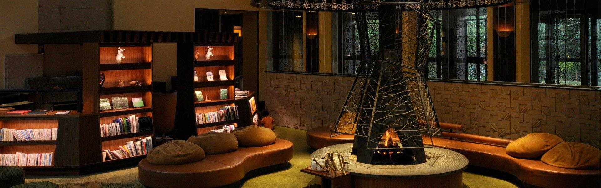 記念日におすすめのホテル・【定山渓鶴雅リゾートスパ 森の謌】の写真1