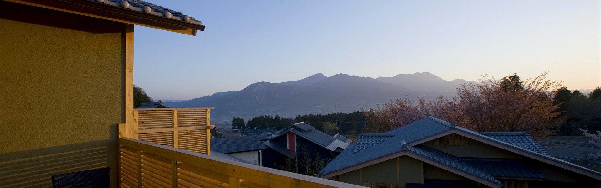 記念日におすすめのホテル・【南阿蘇温泉郷 別邸 蘇庵】の写真2