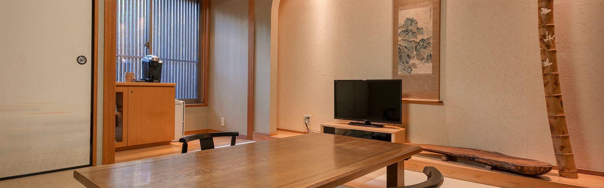 記念日におすすめのホテル・【南阿蘇温泉郷 別邸 蘇庵】の写真3
