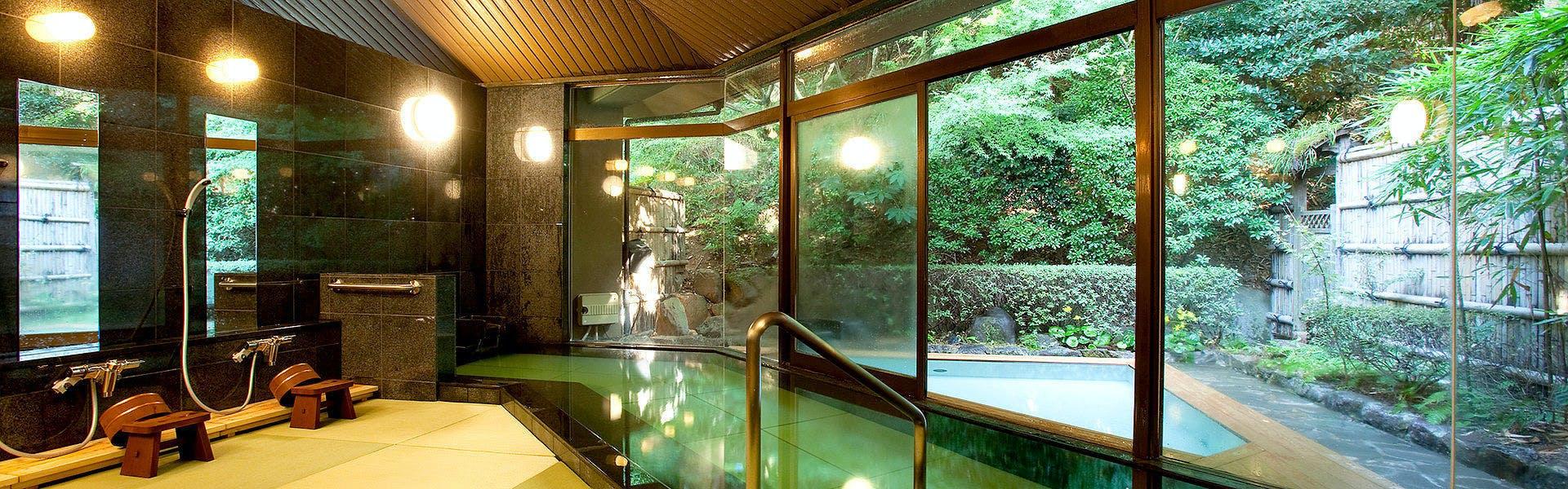 記念日におすすめのホテル・山もみじの宿 八芳園の写真3