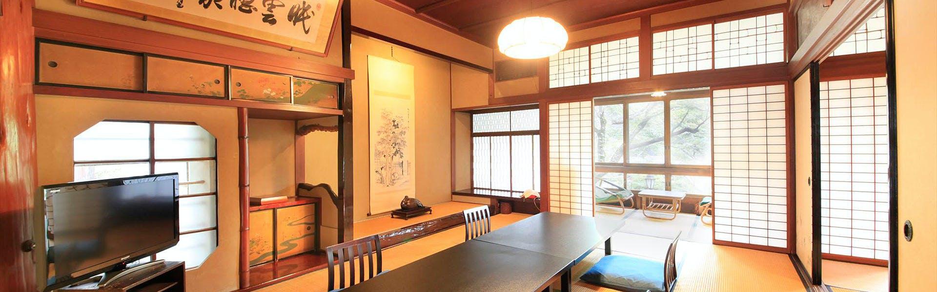 記念日におすすめのホテル・箱根湯本温泉 萬翠楼 福住の写真2