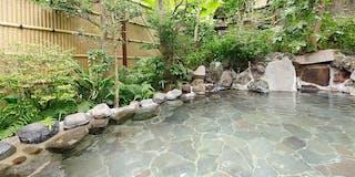 一円の湯 露天風呂