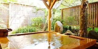 温泉・お風呂一例