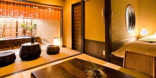 松籟(巨石露天風呂付き和室)