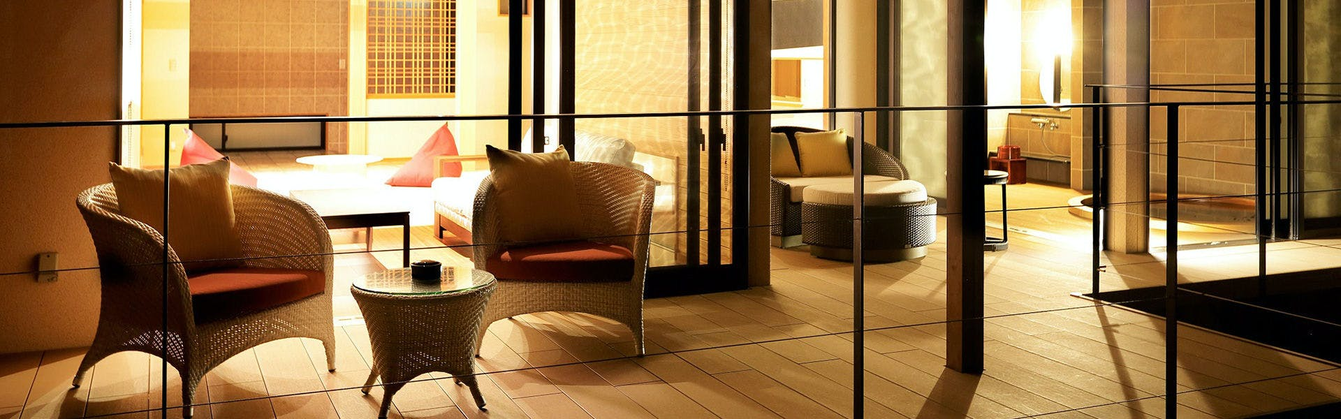 記念日におすすめのホテル・ふたりとわに 縁の写真2