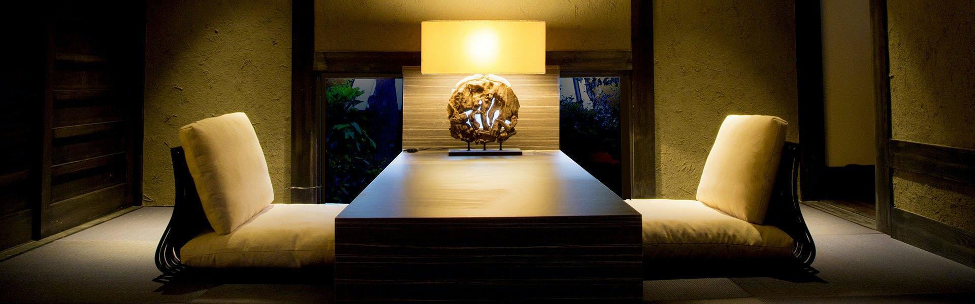 記念日におすすめのホテル・黒川温泉御処 月洸樹の写真2
