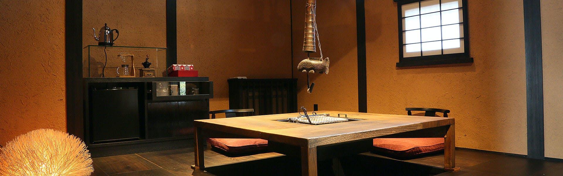 記念日におすすめのホテル・黒川温泉御処 月洸樹の写真3