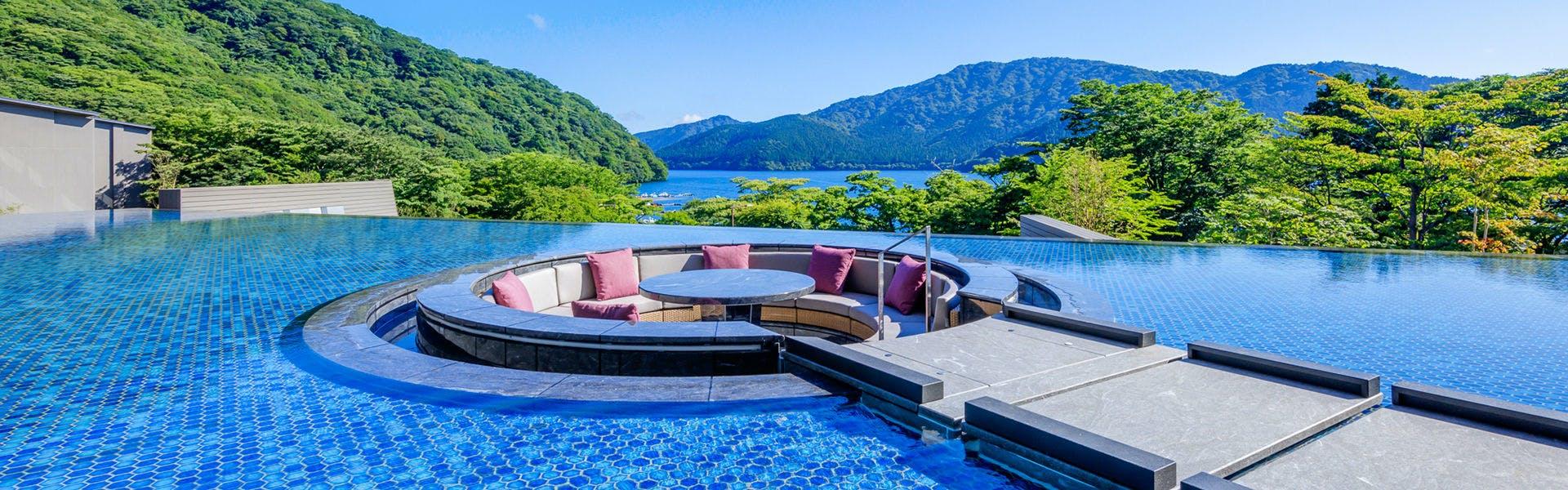 記念日におすすめのホテル・箱根・芦ノ湖 はなをりの写真1