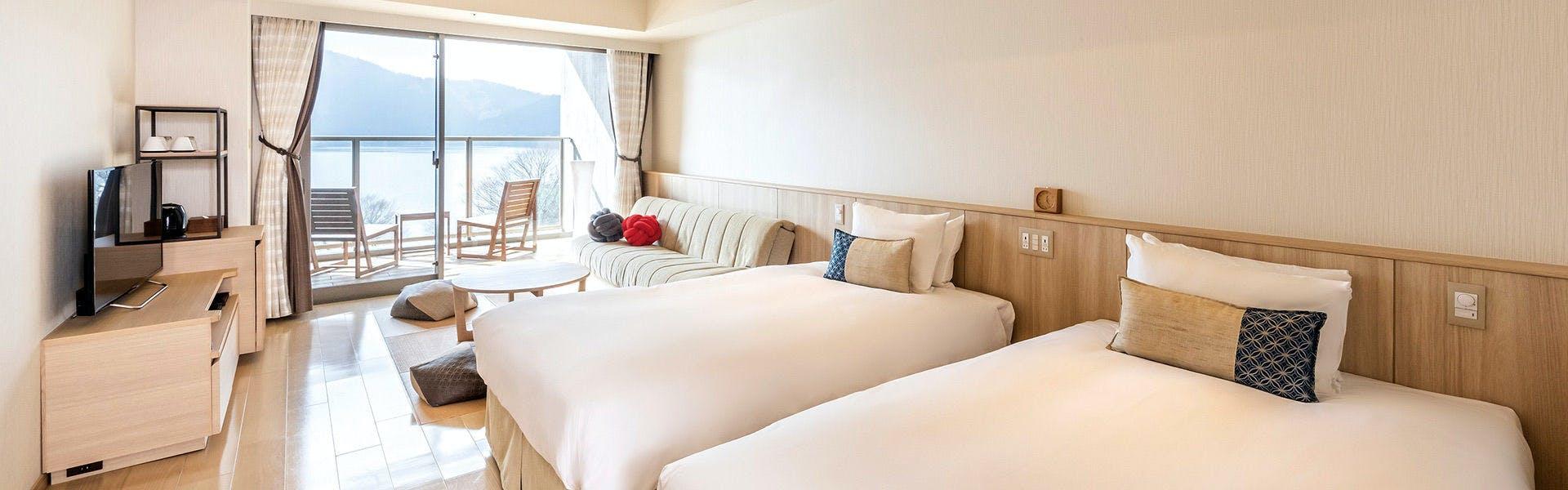 記念日におすすめのホテル・箱根・芦ノ湖 はなをりの写真3