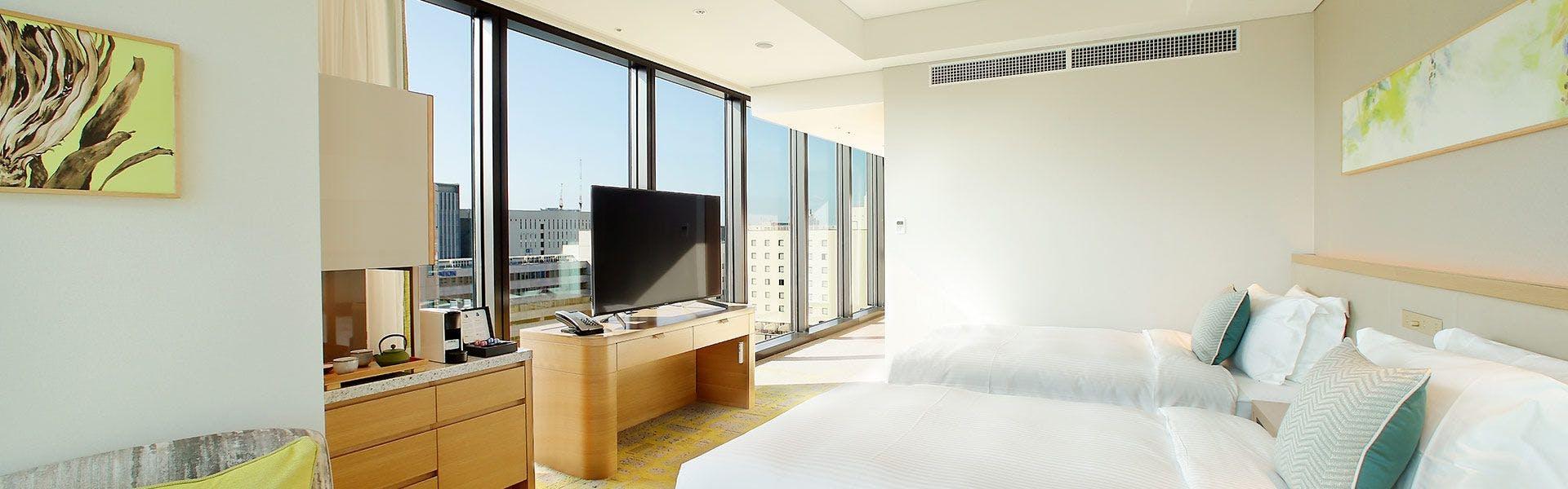 記念日におすすめのホテル・【都ホテル 博多】の写真2