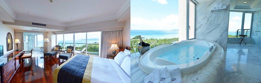 【一休限定】 \期間限定ポイント10倍/スイートルーム体験・Marriott Suite Stay<朝食付>
