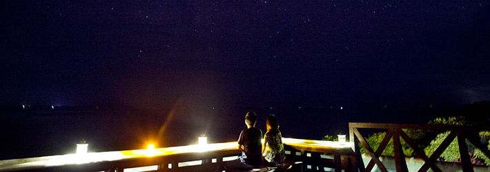 南十字星という名のリゾート はいむるぶし (沖縄県/小浜島)