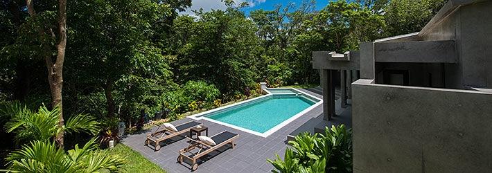 密やかな亜熱帯の森の私的リゾート MAGACHABARU OKINAWA(沖縄県/本部 今帰仁)