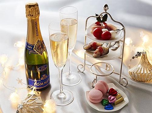 お部屋にデリバリー シャンパン&オードブルお届けプラン