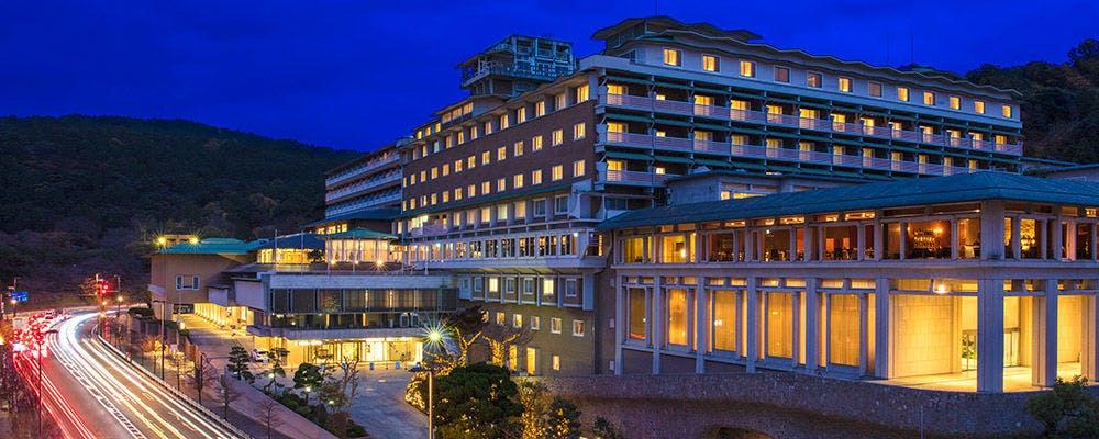 緑霞鳥羽国際ホテル 館内
