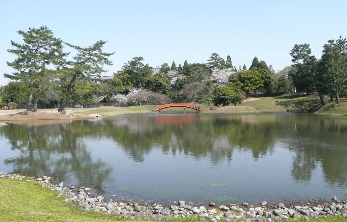 奈良ホテル 大乗院庭園