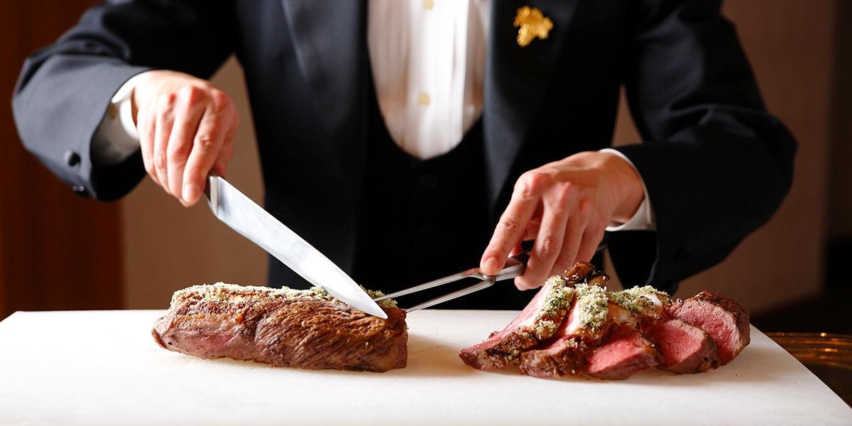 奈良ホテル 食事イメージ