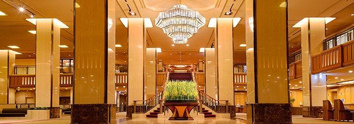 春の特別キャンペーン 帝国ホテル 東京×一休.com(東京・日比谷)