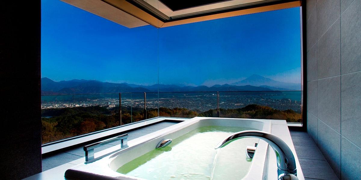 日本平ホテル ビューバスイメージ