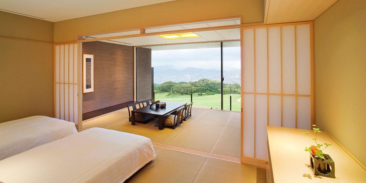 日本平ホテル スーペリア和室