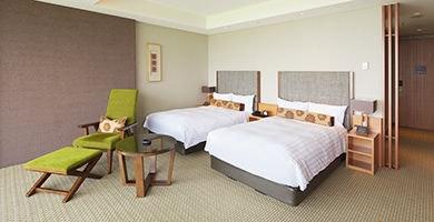 「日本平ホテル」で過ごす 富士山ビューステイ ルームチャージ