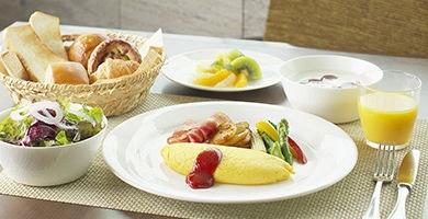 「日本平ホテル」で過ごす 富士山ビューステイ 優雅な朝食付