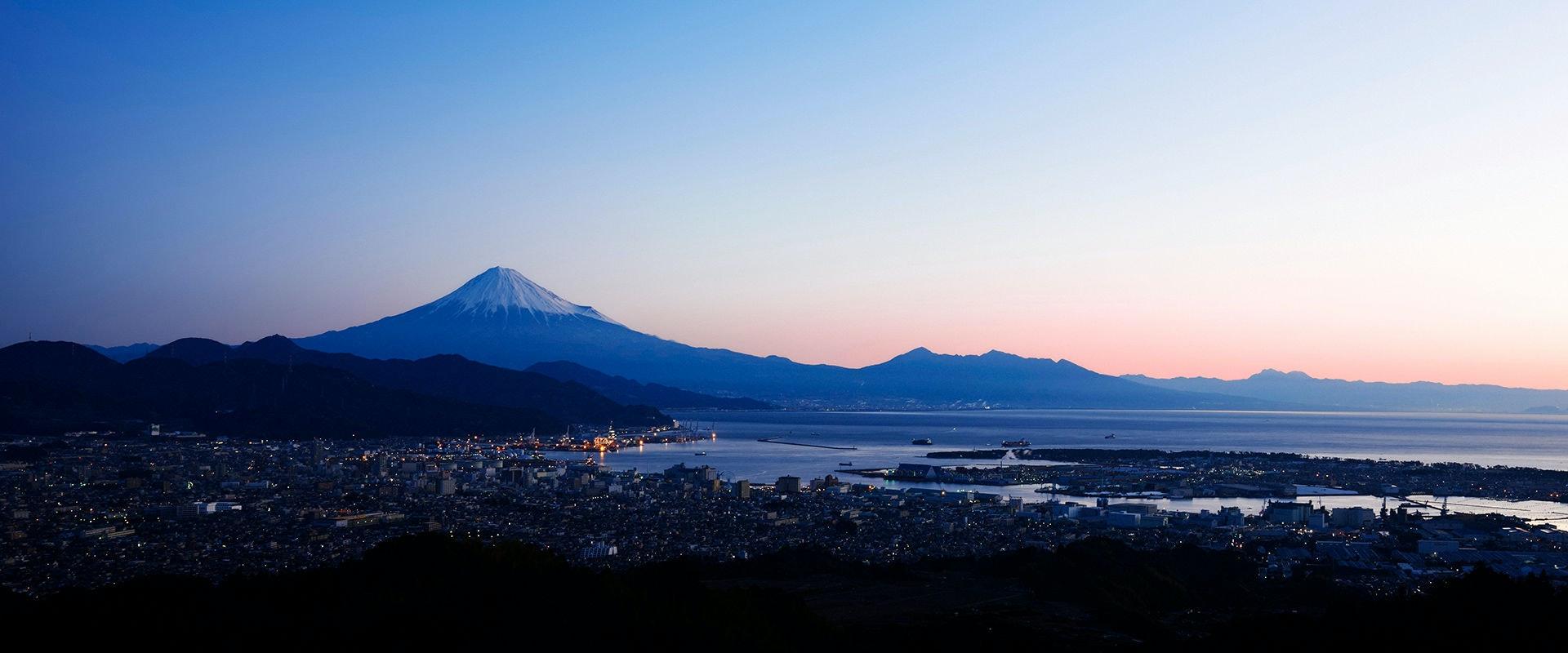 日本平ホテル 富士山