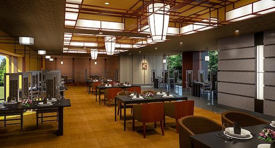 びわ湖花街道 レストランイメージ