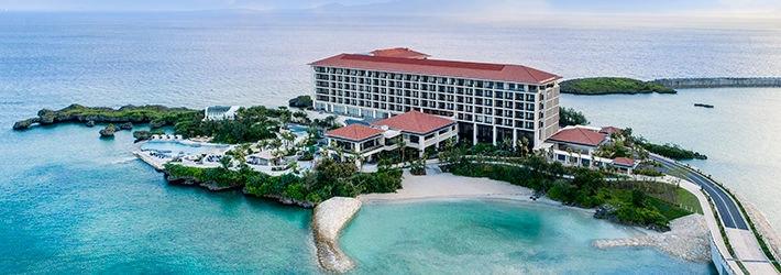 国内ハイアット唯一のビーチリゾート ハイアット リージェンシー 瀬良垣アイランド 沖縄(沖縄県/恩納村)