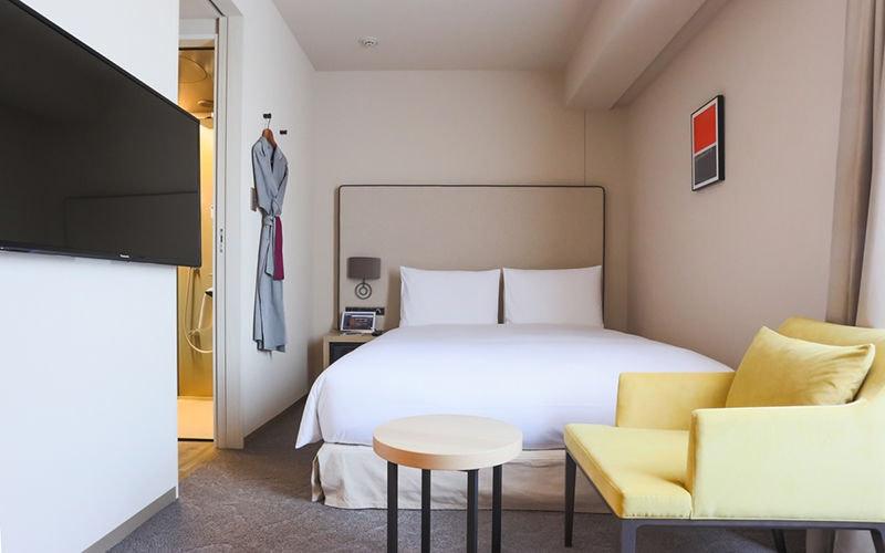 NOHGA HOTEL UENO 客室一例