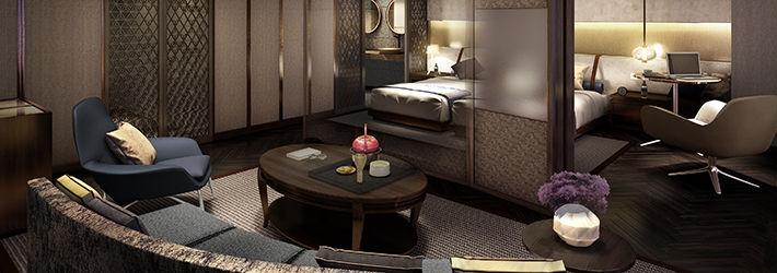 【PR】2019年4月オープン 個性的なブティックホテル 京都悠洛ホテルMギャラリー by ソフィテル(京都府/東山)