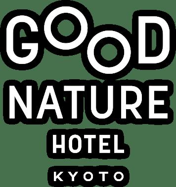 GOOD NATURE HOTEL KYOTOロゴ