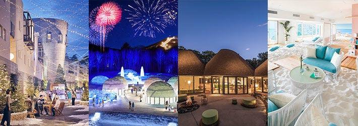 星野リゾート リゾナーレの冬旅