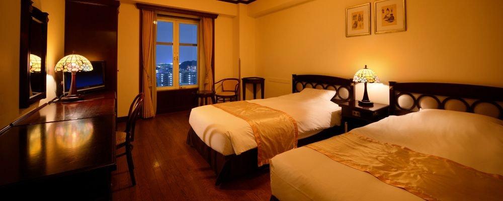 ホテルモントレ仙台:ツインルーム