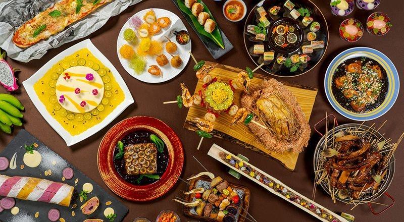 ルネッサンス リゾート オキナワ 料理一例