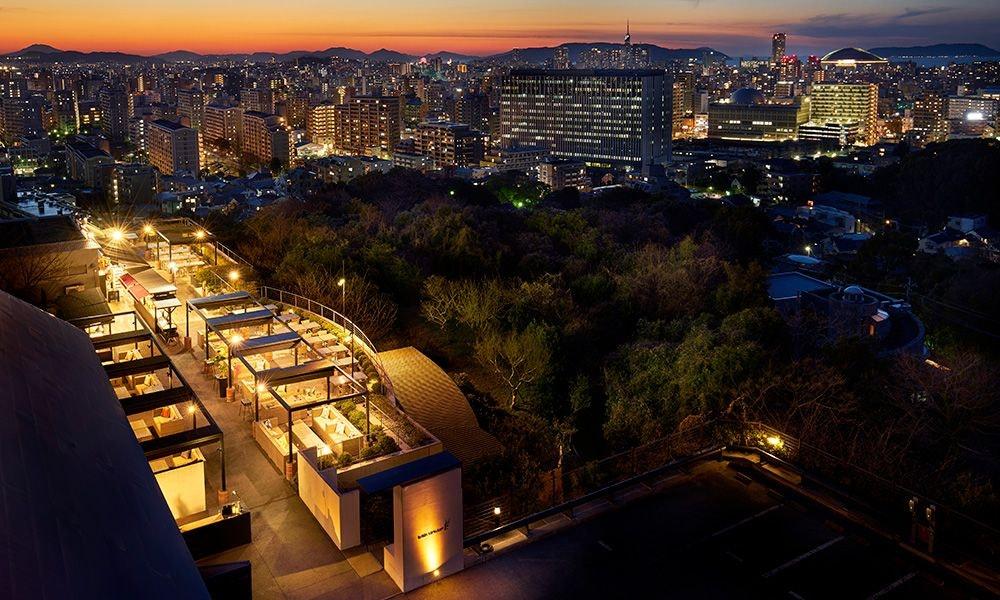 アゴーラ福岡山の上ホテル&スパ 客室一例