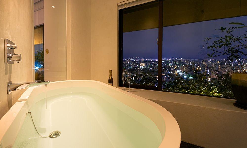 アゴーラ福岡山の上ホテル&スパ 眺望