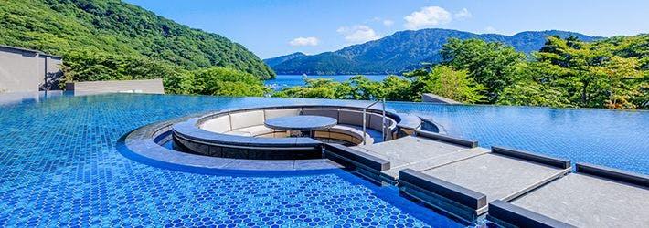 芦ノ湖と一体になれる、リラックスステイ。 箱根・芦ノ湖 はなをり(神奈川県/箱根)