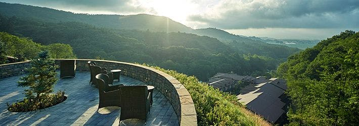 この夏に相応しい、開放感溢れる軽井沢滞在。ルグラン軽井沢ホテル&リゾート(長野県/軽井沢)