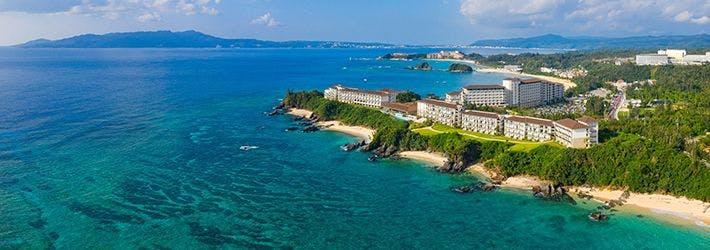 天国の名にもっともふさわしい楽園へ ハレクラニ沖縄 (沖縄県/恩納村)