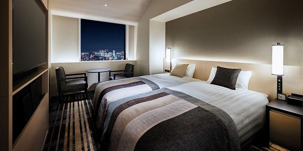 ホテル阪神アネックス大阪 客室(高層階ツイン)