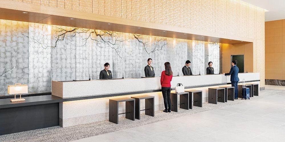 ホテル阪神アネックス大阪 フロント