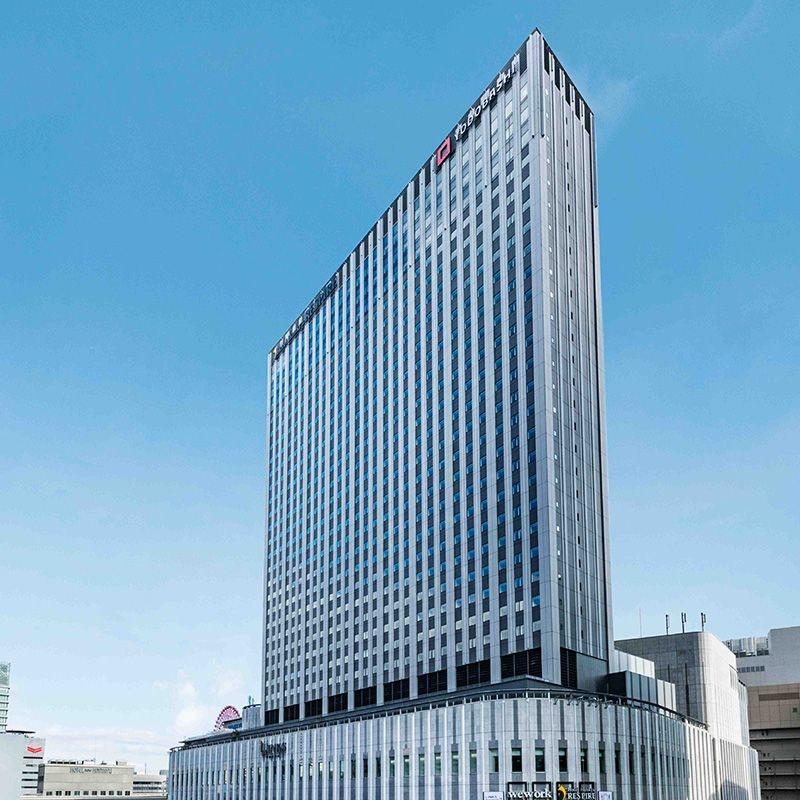 ホテル阪急レスパイア大阪 外観