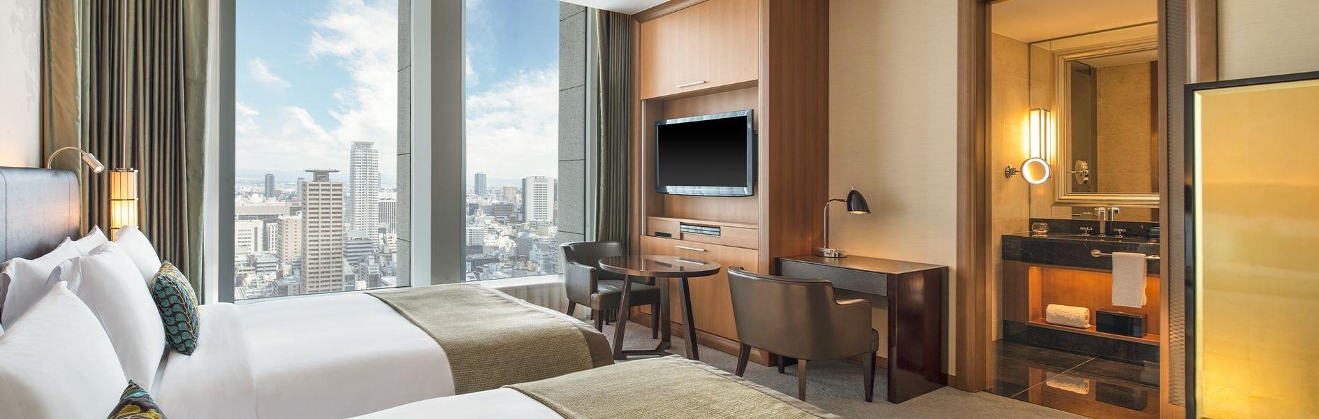 セント レジス ホテル 大阪